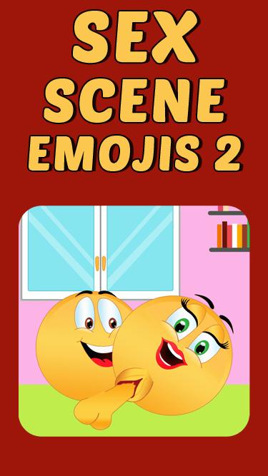 Sex Scene Emojis 2 App