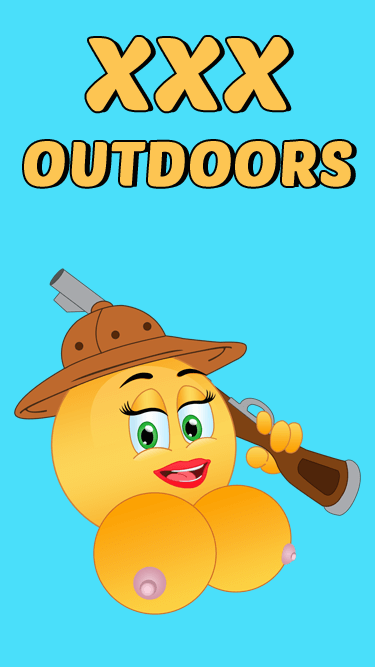 XXX Outdoors Emojis APP