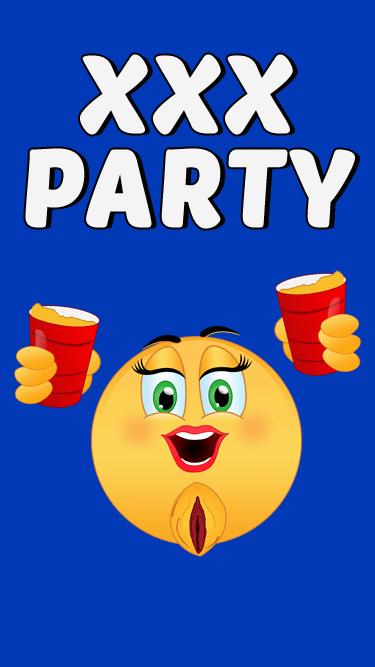XXX Party Emojis APP