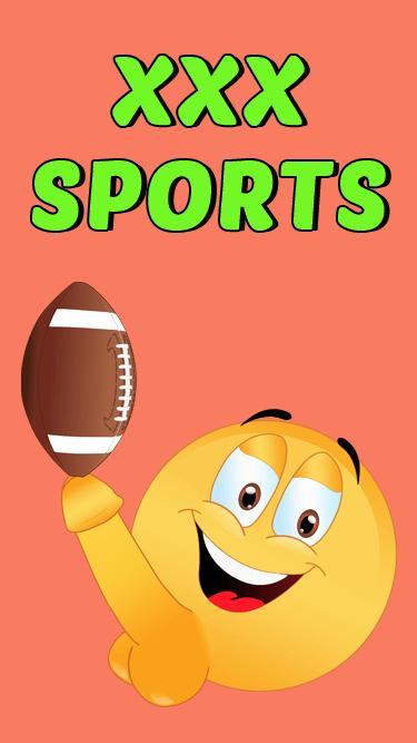 XXX Sports Emojis APP