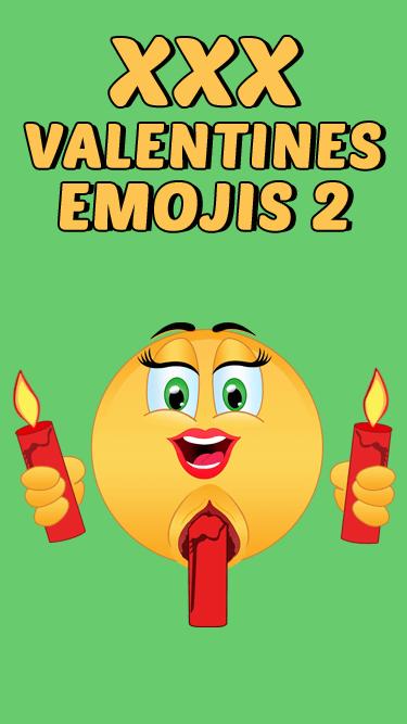 XXX Valentines Emojis 2 APP