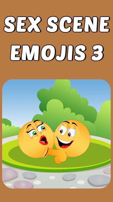 Sex Scene Emojis 3