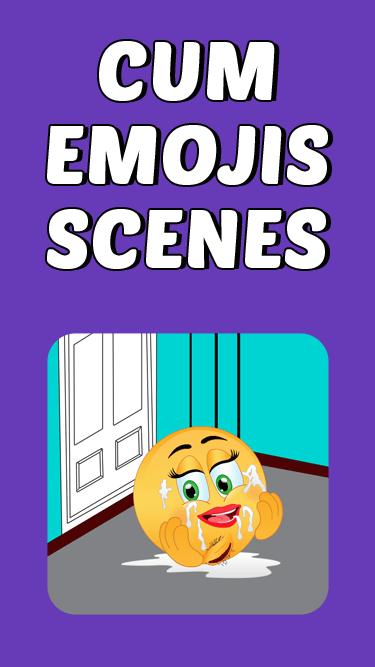 Cum Scenes Emoji