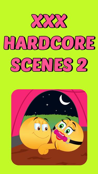 XXX Hardcore Scenes Emojis 2 APP