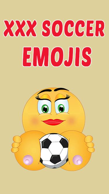XXX Soccer Emojis APP